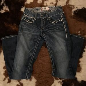 Ariat Real Denim jeans size 28
